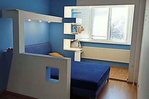 Здається в оренду 2-кімнатна квартира 46 кв. м у Вінниці