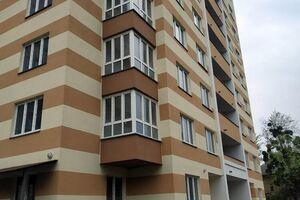 Продається 1-кімнатна квартира 46.06 кв. м у Києві