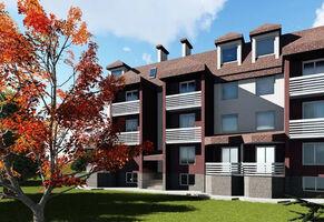Продается 2-комнатная квартира 71 кв. м в Житомире