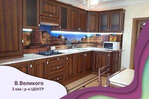 Сдается в аренду 3-комнатная квартира 100 кв. м в Ивано-Франковске