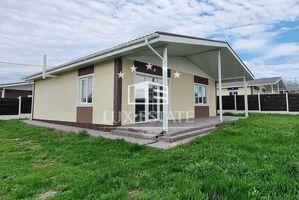 Продается одноэтажный дом 127 кв. м с террасой