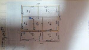 Продається 4-кімнатна квартира 96 кв. м у Макарові