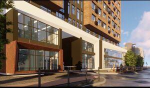 Продается 1-комнатная квартира 46 кв. м в Тернополе