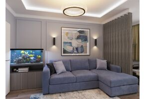 Сдается в аренду 1-комнатная квартира 33 кв. м в Новоазовске