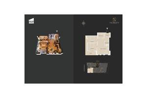 Продается 3-комнатная квартира 82.2 кв. м в Киеве
