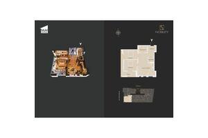 Продается 2-комнатная квартира 81.8 кв. м в Киеве