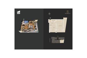 Продается 2-комнатная квартира 93.3 кв. м в Киеве