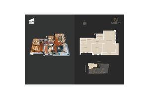 Продается 3-комнатная квартира 125.7 кв. м в Киеве