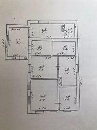 Продается одноэтажный дом 67 кв. м с мансардой