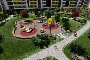 Продається 2-кімнатна квартира 63.4 кв. м у Тернополі