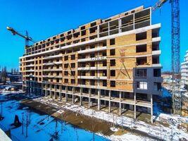 Продается 1-комнатная квартира 65 кв. м в Киеве