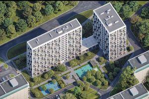 Продається 1-кімнатна квартира 38.7 кв. м у Дніпрі