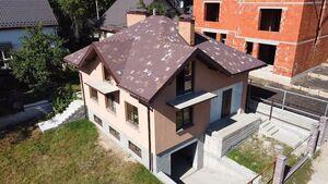 Продается дом на 2 этажа 186.78 кв. м с террасой