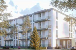 Продается 2-комнатная квартира 84.37 кв. м в Херсоне