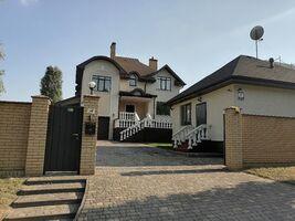 Продается дом на 2 этажа 360 кв. м с камином