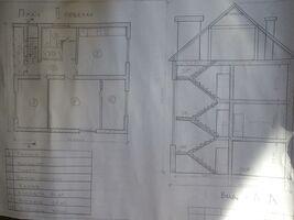 Продається будинок 2 поверховий 400 кв. м з балконом