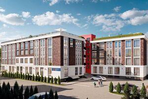 Продается 1-комнатная квартира 31.77 кв. м в Киеве
