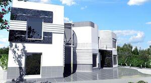 Продается дом на 2 этажа 650 кв. м с балконом