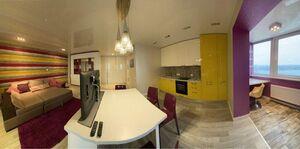 Сдается в аренду 1-комнатная квартира 55 кв. м в Киеве