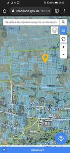 Продается земельный участок 10 соток в Житомирской области