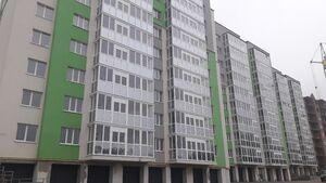 Продається 3-кімнатна квартира 89.62 кв. м у Тернополі