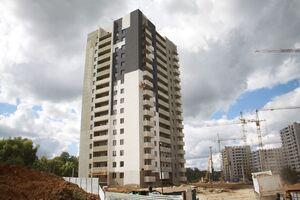 Продается 1-комнатная квартира 47.9 кв. м в Харькове