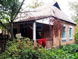Продается одноэтажный дом 55 кв. м с верандой