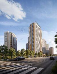 Продається 2-кімнатна квартира 61 кв. м у Одесі