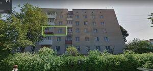 Продается 2-комнатная квартира 54.4 кв. м в Луцке