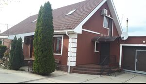 Продается дом на 2 этажа 230 кв. м с мансардой