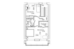 Продается дом на 2 этажа 140.8 кв. м с подвалом