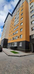 Продается 1-комнатная квартира 40 кв. м в Тернополе