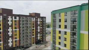 Продается 2-комнатная квартира 57.2 кв. м в Тернополе