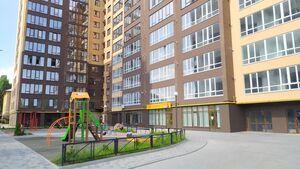 Продается 1-комнатная квартира 64.9 кв. м в Житомире