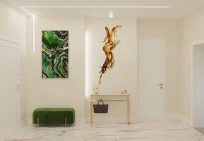 Здається в оренду 4-кімнатна квартира 109 кв. м у Києві