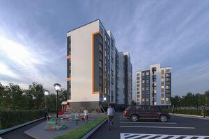 Продается 2-комнатная квартира 64.58 кв. м в Луцке