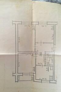 Продается 3-комнатная квартира 66 кв. м в Луцке