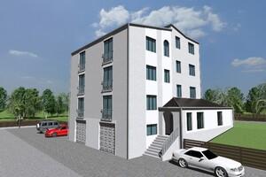 Продается 1-комнатная квартира 49.2 кв. м в Тернополе