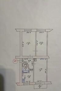Продается 3-комнатная квартира 61 кв. м в Луцке