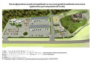 Коммерческая земля Украины