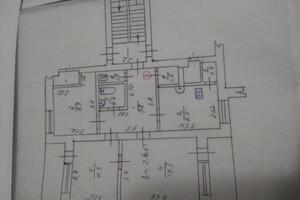 Продается 3-комнатная квартира 69.2 кв. м в Мироновке