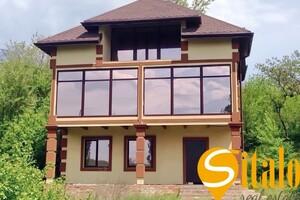 Продается дом на 3 этажа 170 кв. м с террасой