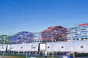 Продається об'єкт сфери послуг 129.63 кв. м в 3-поверховій будівлі
