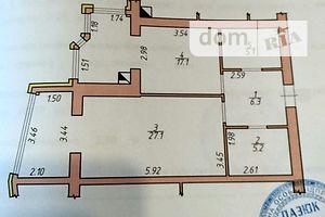 Продается 1-комнатная квартира 62 кв. м в Черновцах