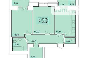 Продаж квартири, Хмельницький, р‑н.Виставка, Трудоваяулица