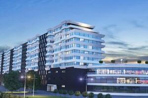 Продається об'єкт сфери послуг 13.78 кв. м в 3-поверховій будівлі