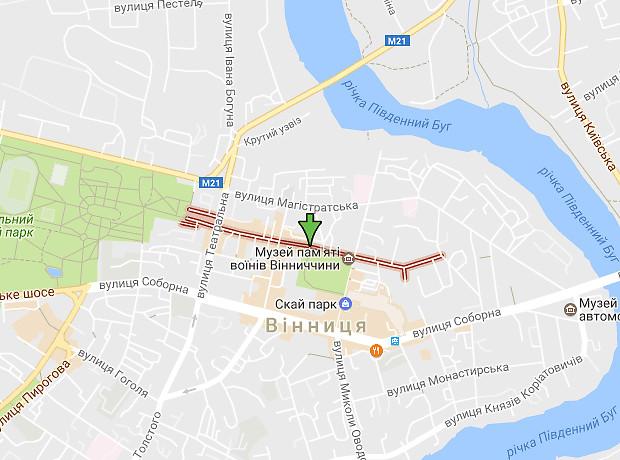 Грушевского улица