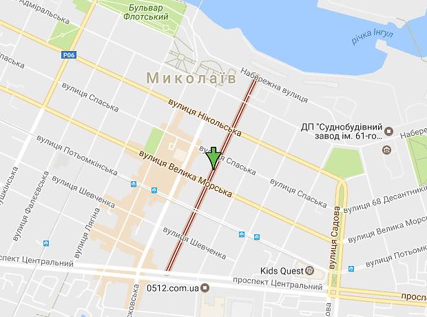 Карла Либкнехта улица