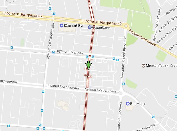 Маршала Василевского улица