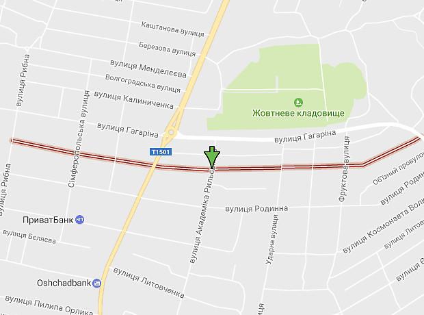 Маршала Жукова улица